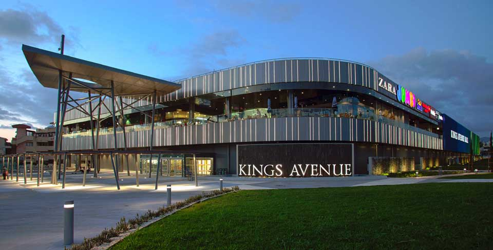 Kings Avenue Mall Paphos