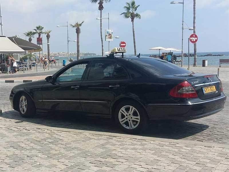 pafos taxi